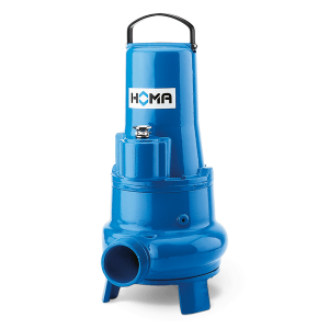 Sewage Pumps With Cutter System