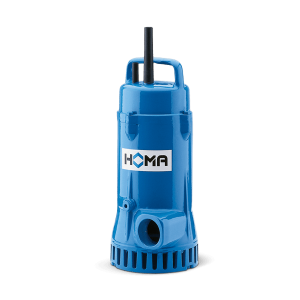 Submersible Pumps For Chemically Aggressive Drainage Water